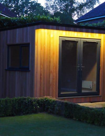 Studio Garden Room 3