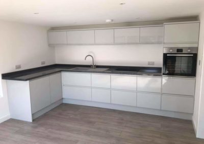 Kitchen in Annexe - Sussex Garden Rooms